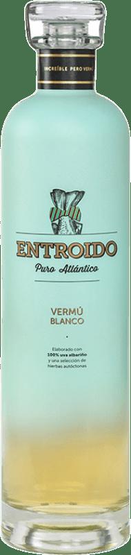 19,95 € Free Shipping   Vermouth Valmiñor Blanco Entroido Galicia Spain Bottle 75 cl