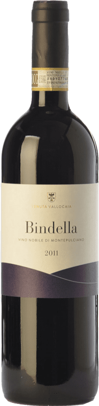 17,95 € Free Shipping   Red wine Bindella D.O.C.G. Vino Nobile di Montepulciano Tuscany Italy Prugnolo Gentile Bottle 75 cl