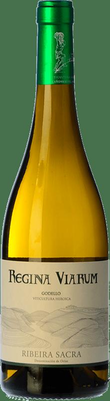 15,95 € Free Shipping   White wine Regina Viarum Crianza D.O. Ribeira Sacra Galicia Spain Godello Bottle 75 cl