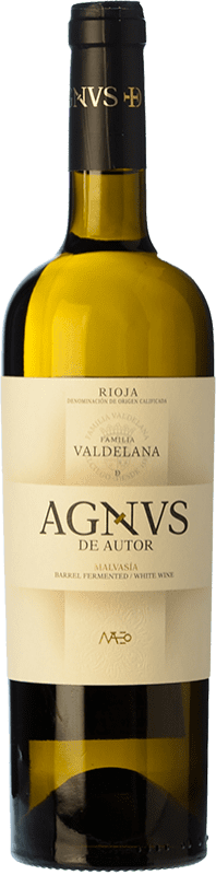 11,95 € Free Shipping   White wine Valdelana Agnvs Crianza D.O.Ca. Rioja The Rioja Spain Malvasía Bottle 75 cl