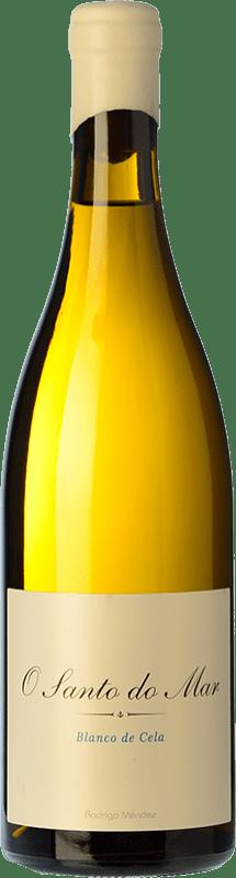 25,95 € Free Shipping   White wine Rodrigo Méndez O Santo do Mar Blanco Crianza Galicia Spain Albariño Bottle 75 cl