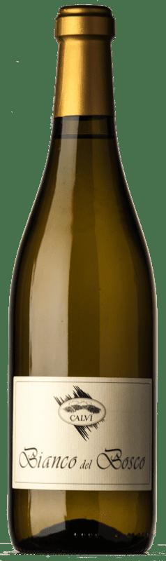 8,95 € Free Shipping   White sparkling Calvi Bianco del Bosco Frizzante I.G.T. Provincia di Pavia Lombardia Italy Riesling Italico Bottle 75 cl