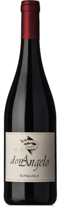 12,95 € Free Shipping   Red wine Calvi Buttafuoco Don Angelo D.O.C. Oltrepò Pavese Lombardia Italy Barbera, Croatina, Rara, Ughetta Bottle 75 cl