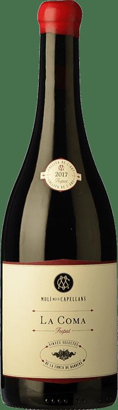 16,95 € Free Shipping   Red wine Molí dels Capellans La Coma Roble D.O. Conca de Barberà Catalonia Spain Trepat Bottle 75 cl