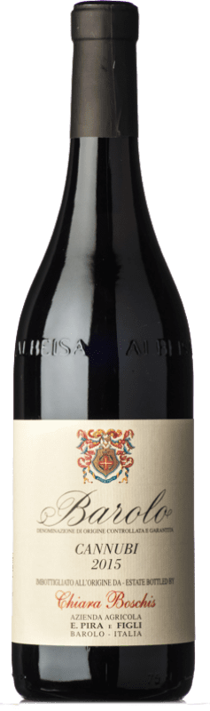 148,95 € Free Shipping   Red wine Boschis Cannubi D.O.C.G. Barolo Piemonte Italy Nebbiolo Bottle 75 cl