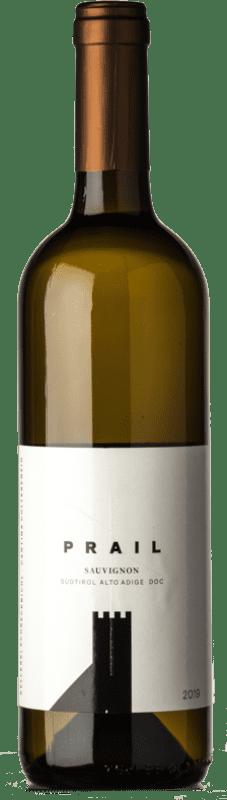 15,95 € Free Shipping | White wine Colterenzio Prail D.O.C. Alto Adige Trentino-Alto Adige Italy Sauvignon Bottle 75 cl