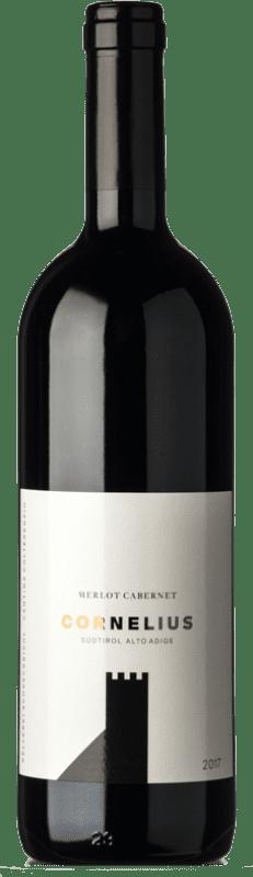 36,95 € Free Shipping | Red wine Colterenzio Merlot-Cabernet Cornelius D.O.C. Alto Adige Trentino-Alto Adige Italy Merlot, Cabernet Sauvignon Bottle 75 cl