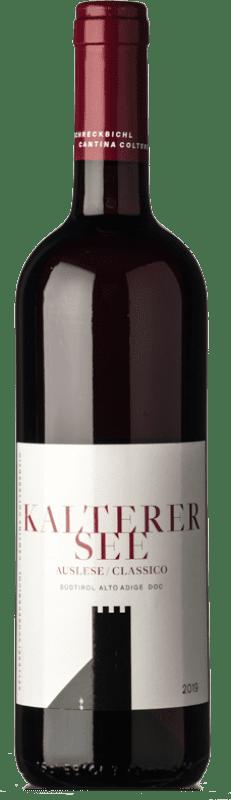 8,95 € Free Shipping | Red wine Colterenzio Scelto D.O.C. Lago di Caldaro Trentino-Alto Adige Italy Schiava Bottle 75 cl