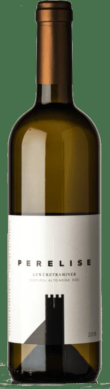 14,95 € Free Shipping | White wine Colterenzio Perelise D.O.C. Alto Adige Trentino-Alto Adige Italy Gewürztraminer Bottle 75 cl