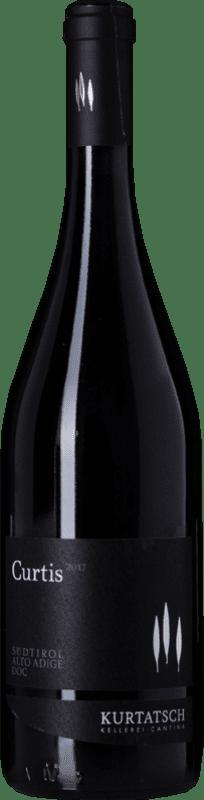 15,95 € Free Shipping   Red wine Cortaccia Curtis D.O.C. Alto Adige Trentino-Alto Adige Italy Merlot, Cabernet Sauvignon Bottle 75 cl