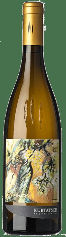26,95 € Free Shipping   White wine Cortaccia Amos D.O.C. Alto Adige Trentino-Alto Adige Italy Chardonnay, Pinot Grey, Pinot White, Bacca White Bottle 75 cl