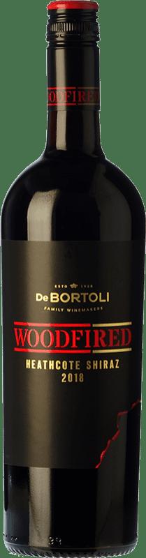 11,95 € Free Shipping | Red wine Bortoli Woodfired Heathcote Shiraz Roble Australia Syrah Bottle 75 cl