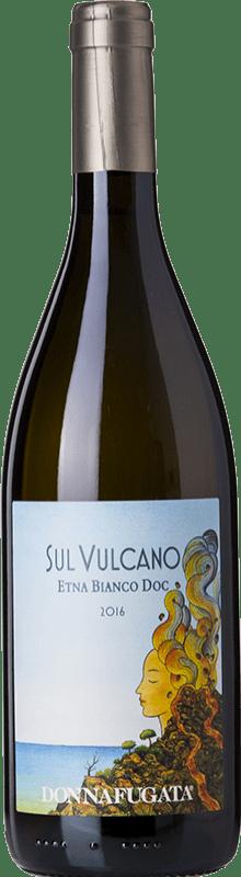 26,95 € Free Shipping | White wine Donnafugata Bianco Sul Vulcano D.O.C. Etna Sicily Italy Carricante Bottle 75 cl