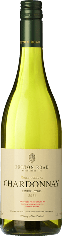 39,95 € Free Shipping   White wine Felton Road Bannockburn Crianza I.G. Central Otago Central Otago New Zealand Chardonnay Bottle 75 cl