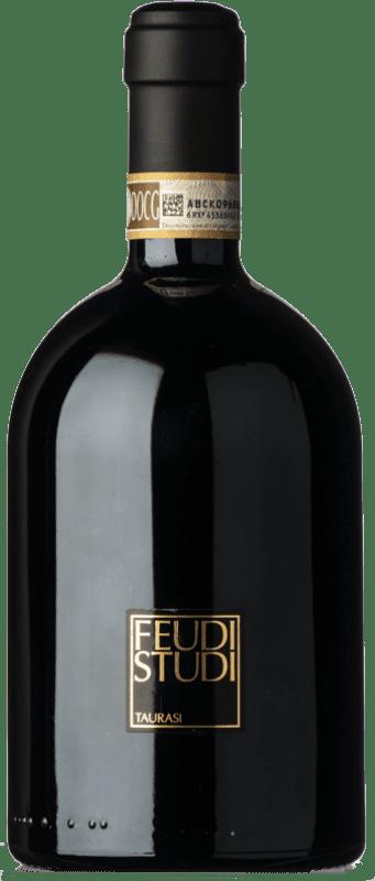 58,95 € Free Shipping | Red wine Feudi di San Gregorio Candriano D.O.C.G. Taurasi Campania Italy Aglianico Bottle 75 cl