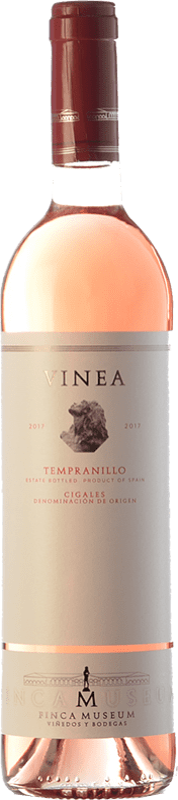 5,95 € Free Shipping   Rosé wine Museum Vinea Rosado D.O. Cigales Castilla y León Spain Tempranillo Bottle 75 cl