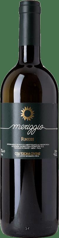 23,95 € Free Shipping   White wine Fontodi Meriggio I.G.T. Colli della Toscana Centrale Tuscany Italy Sauvignon White Bottle 75 cl