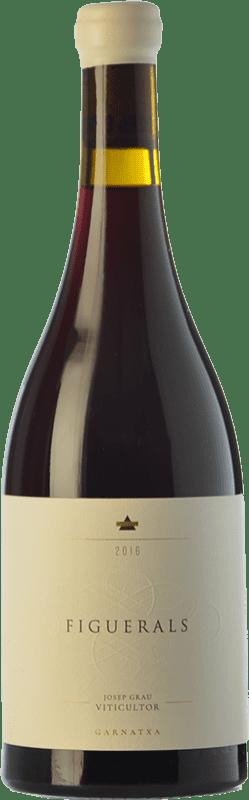 39,95 € Free Shipping   Red wine Josep Grau Figuerals Crianza D.O. Montsant Catalonia Spain Grenache Bottle 75 cl