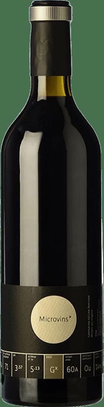 19,95 € Free Shipping   Red wine La Vinyeta Microvins Garnatxa Negra Àmfora Crianza D.O. Empordà Catalonia Spain Grenache Bottle 75 cl