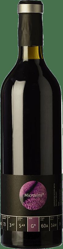 18,95 € Free Shipping   Red wine La Vinyeta Microvins Garnatxa Negra Crianza D.O. Empordà Catalonia Spain Grenache Bottle 75 cl