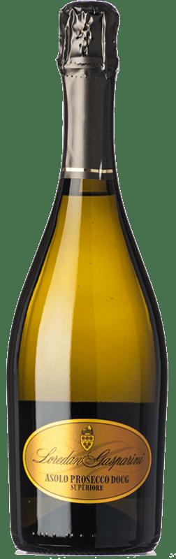 12,95 € Free Shipping   White sparkling Loredan Gasparini Brut D.O.C.G. Asolo Prosecco Veneto Italy Glera Bottle 75 cl