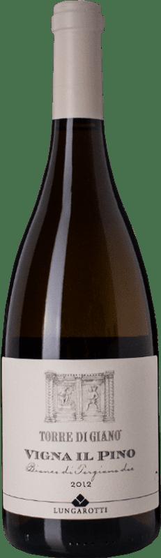 18,95 € Free Shipping | White wine Lungarotti Torre di Giano Vigna il Pino I.G.T. Umbria Umbria Italy Trebbiano, Vermentino, Grechetto Bottle 75 cl