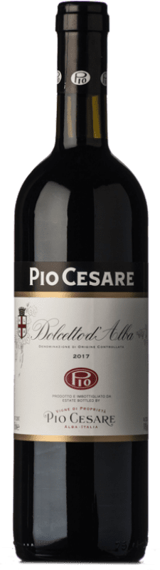 17,95 € Free Shipping | Red wine Pio Cesare D.O.C.G. Dolcetto d'Alba Piemonte Italy Dolcetto Bottle 75 cl