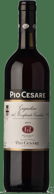 18,95 € Free Shipping | Red wine Pio Cesare D.O.C. Grignolino del Monferrato Casalese Piemonte Italy Grignolino Bottle 75 cl