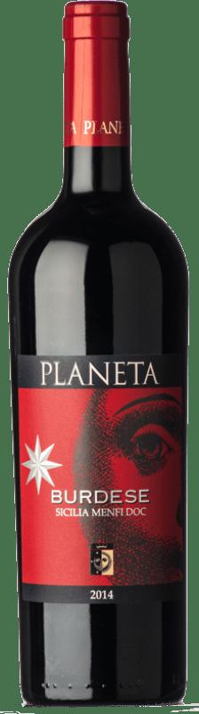 23,95 € Free Shipping   Red wine Planeta Burdese D.O.C. Menfi Sicily Italy Cabernet Sauvignon, Cabernet Franc Bottle 75 cl