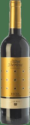 Torres Altos Ibéricos Tempranillo Rioja Reserva 75 cl