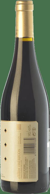 22,95 € Free Shipping | Red wine Torres Altos Ibéricos Parcelas de Graciano Crianza D.O.Ca. Rioja The Rioja Spain Graciano Bottle 75 cl