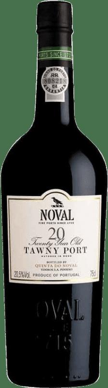 85,95 € Free Shipping | Fortified wine Quinta do Noval Tawny 20 Years Old I.G. Porto Porto Portugal Touriga Franca, Touriga Nacional, Tinta Roriz, Tinta Cão, Sousão Bottle 75 cl