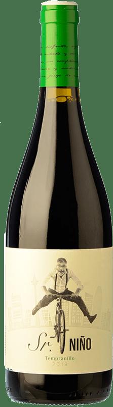 9,95 € Free Shipping | Red wine Ventosilla PradoRey Sr. Niño Joven D.O. Ribera del Duero Castilla y León Spain Tempranillo Bottle 75 cl