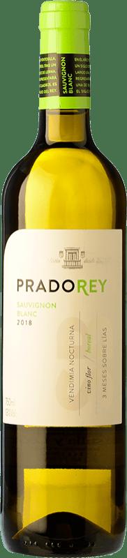 7,95 € Free Shipping | White wine Ventosilla PradoRey D.O. Rueda Castilla y León Spain Sauvignon White Bottle 75 cl