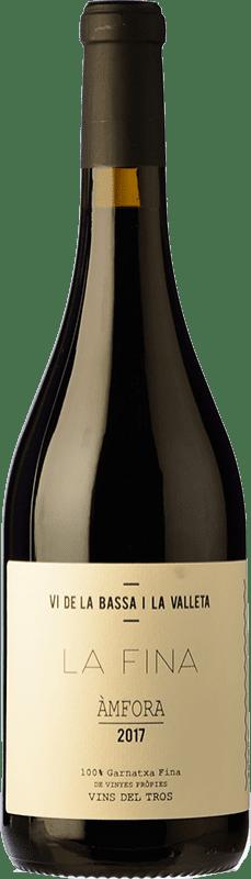 15,95 € Free Shipping   Red wine Vins del Tros La Fina Garnatxa Roble Spain Grenache Bottle 75 cl