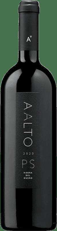 211,95 € 免费送货 | 红酒 Aalto PS Reserva D.O. Ribera del Duero 卡斯蒂利亚莱昂 西班牙 Tempranillo 瓶子 Magnum 1,5 L