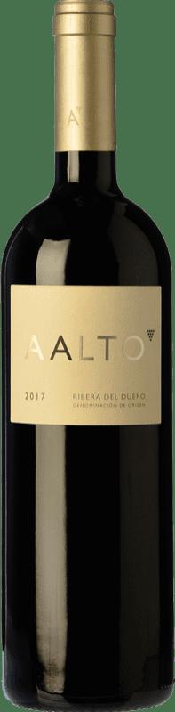 87,95 € 免费送货 | 红酒 Aalto Reserva D.O. Ribera del Duero 卡斯蒂利亚莱昂 西班牙 Tempranillo 瓶子 Magnum 1,5 L