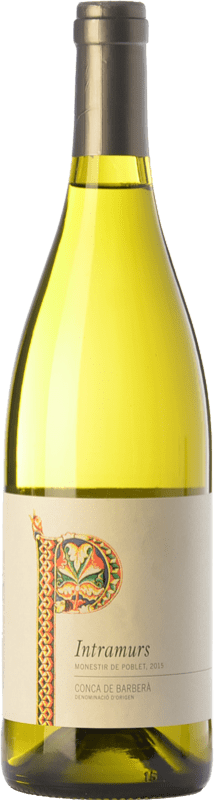 7,95 € | White wine Abadia de Poblet Intramurs Blanc D.O. Conca de Barberà Catalonia Spain Chardonnay Bottle 75 cl