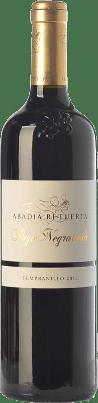 74,95 € 免费送货 | 红酒 Abadía Retuerta Pago Negralada Reserva I.G.P. Vino de la Tierra de Castilla y León 卡斯蒂利亚莱昂 西班牙 Tempranillo 瓶子 75 cl