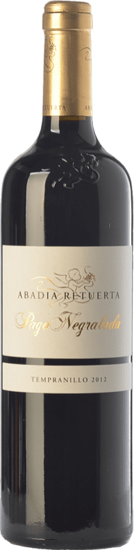 74,95 € Envoi gratuit | Vin rouge Abadía Retuerta Pago Negralada Reserva I.G.P. Vino de la Tierra de Castilla y León Castille et Leon Espagne Tempranillo Bouteille 75 cl