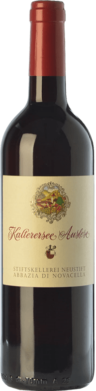 9,95 € Free Shipping | Red wine Abbazia di Novacella Lago di Caldaro Scelto D.O.C. Alto Adige Trentino-Alto Adige Italy Schiava Bottle 75 cl