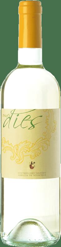 11,95 € Free Shipping | White wine Abbazia di Novacella Omnes Dies I.G.T. Vigneti delle Dolomiti Trentino Italy Bottle 75 cl