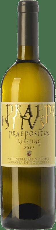 25,95 € Free Shipping | White wine Abbazia di Novacella Praepositus D.O.C. Alto Adige Trentino-Alto Adige Italy Riesling Bottle 75 cl