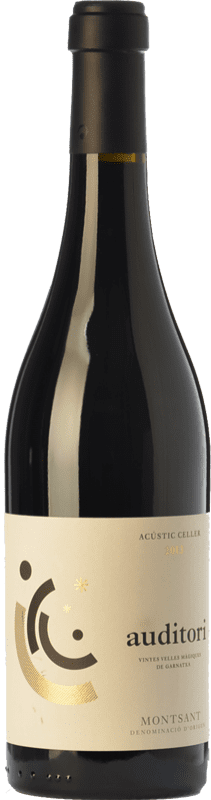 54,95 € | Red wine Acústic Auditori Crianza D.O. Montsant Catalonia Spain Grenache Bottle 75 cl