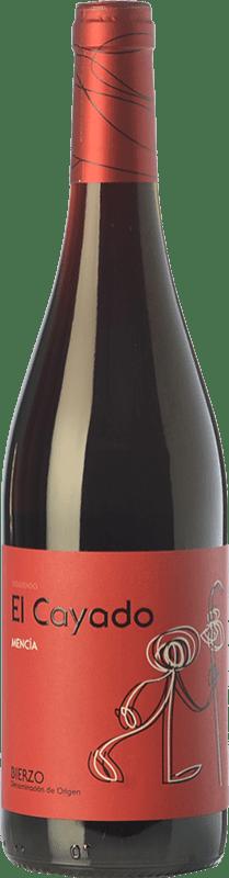 6,95 € | Red wine Adegas Galegas Siguiendo el Cayado Joven D.O. Bierzo Castilla y León Spain Mencía Bottle 75 cl