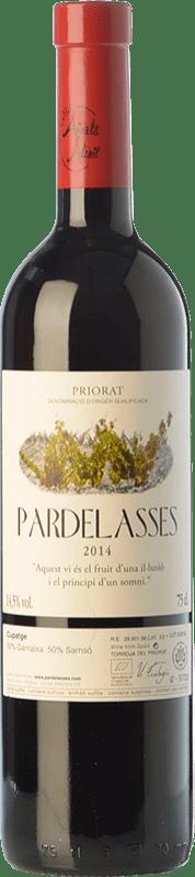 19,95 € Free Shipping | Red wine Aixalà Alcait Pardelasses Crianza D.O.Ca. Priorat Catalonia Spain Grenache, Carignan Bottle 75 cl