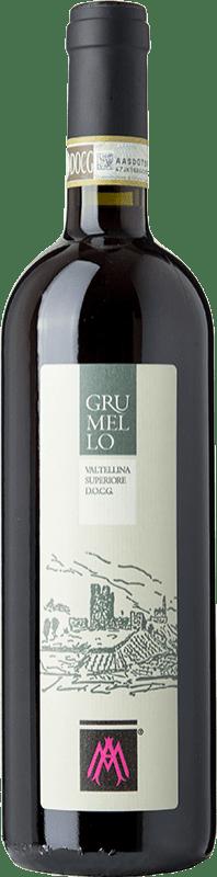 22,95 € Free Shipping   Red wine Alberto Marsetti Grumello D.O.C.G. Valtellina Superiore Lombardia Italy Nebbiolo Bottle 75 cl