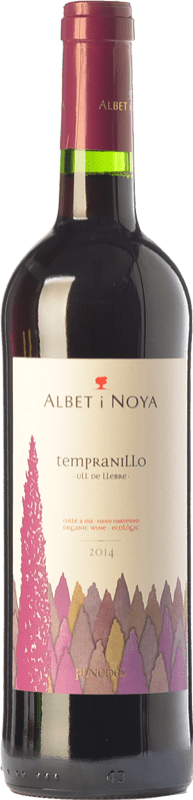 7,95 € | Red wine Albet i Noya Curiós Joven D.O. Penedès Catalonia Spain Tempranillo Bottle 75 cl