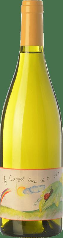 16,95 € 免费送货 | 白酒 Alemany i Corrió Cargol Treu Vi Crianza D.O. Penedès 加泰罗尼亚 西班牙 Xarel·lo 瓶子 75 cl