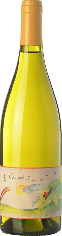 16,95 € | White wine Alemany i Corrió Cargol Treu Vi Crianza D.O. Penedès Catalonia Spain Xarel·lo Bottle 75 cl